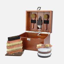 Luxury shoe care kits