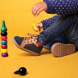 Kids' Shoo Pom shoes