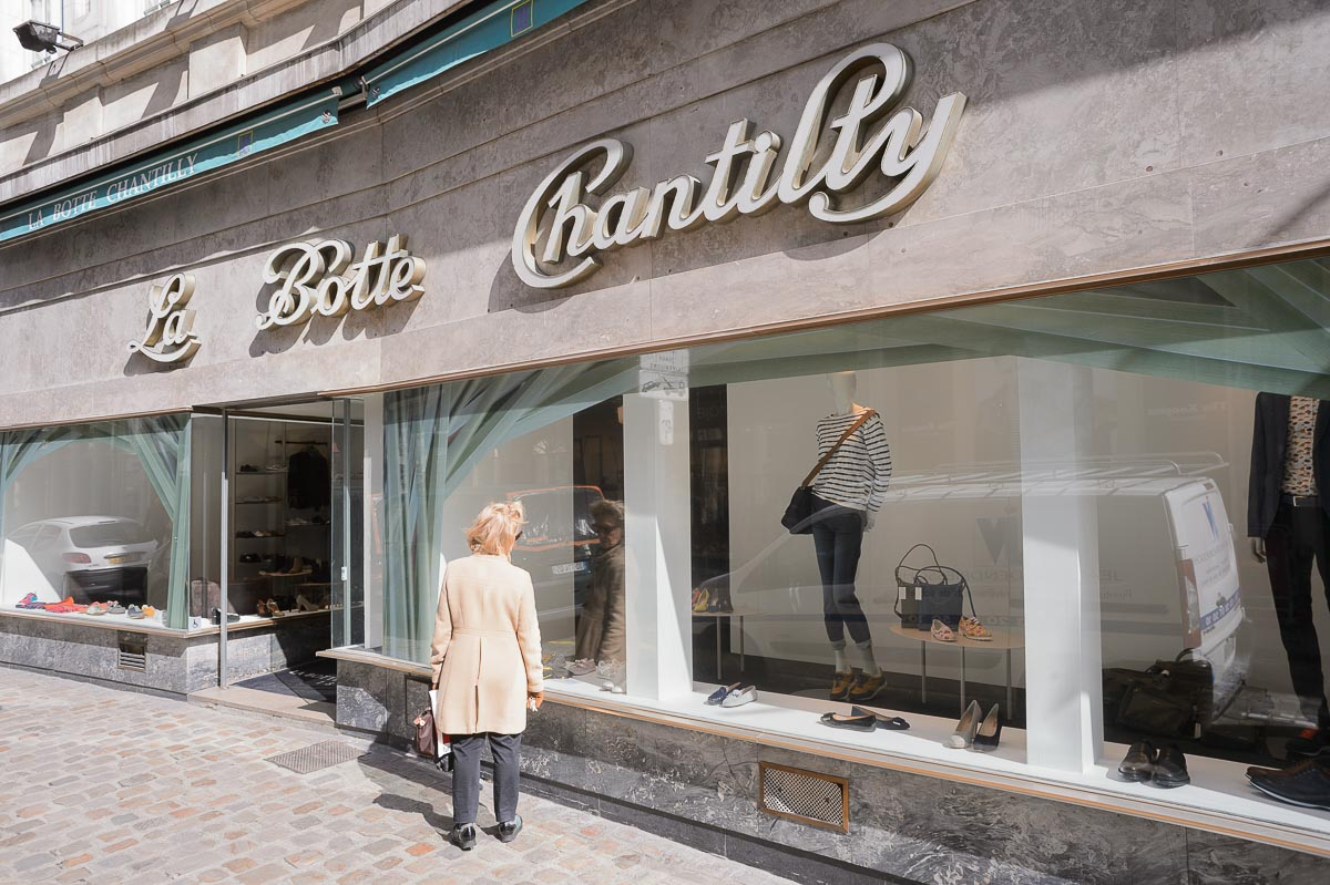 La Botte Chantilly Lille