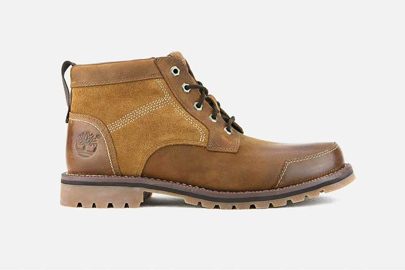 Bottines grandes pointures homme