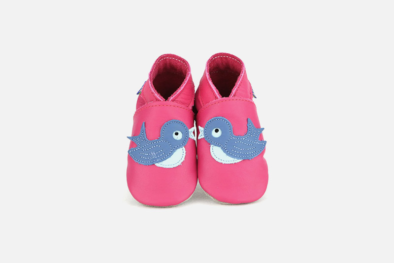 Girl's Chaussons naissance