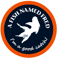 Logo A Fish Named Fred