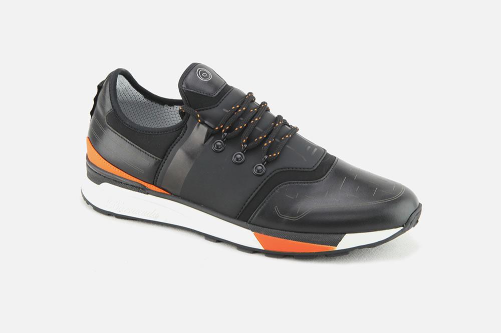 Sneakers Chantilly Orange Botte Noir Barracuda La Barak À shtCrdxQ