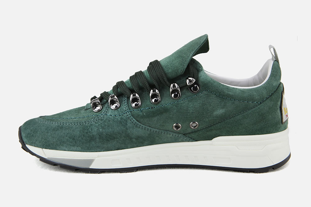 Barracuda Bright Sneakers La Chantilly À Botte Forest n0mNOvwy8P