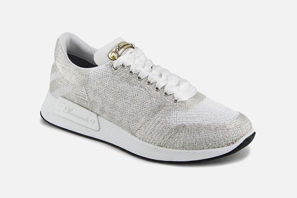 Freetown Or À Barracuda La Chantilly Sneakers Botte Blanc 3RLAqj54