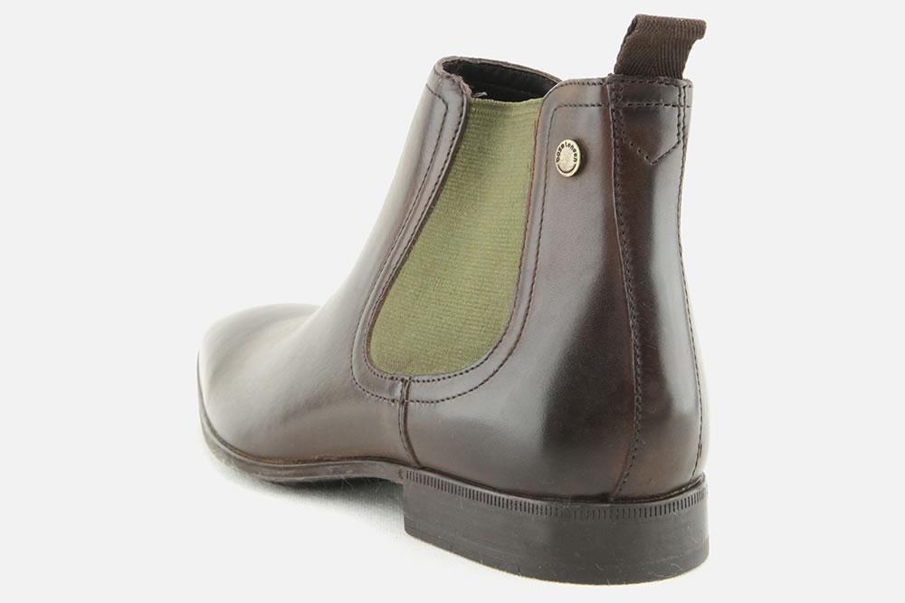 La London Boots Base Choco À Weaver Botte Kiwi Chantilly PXkiZu