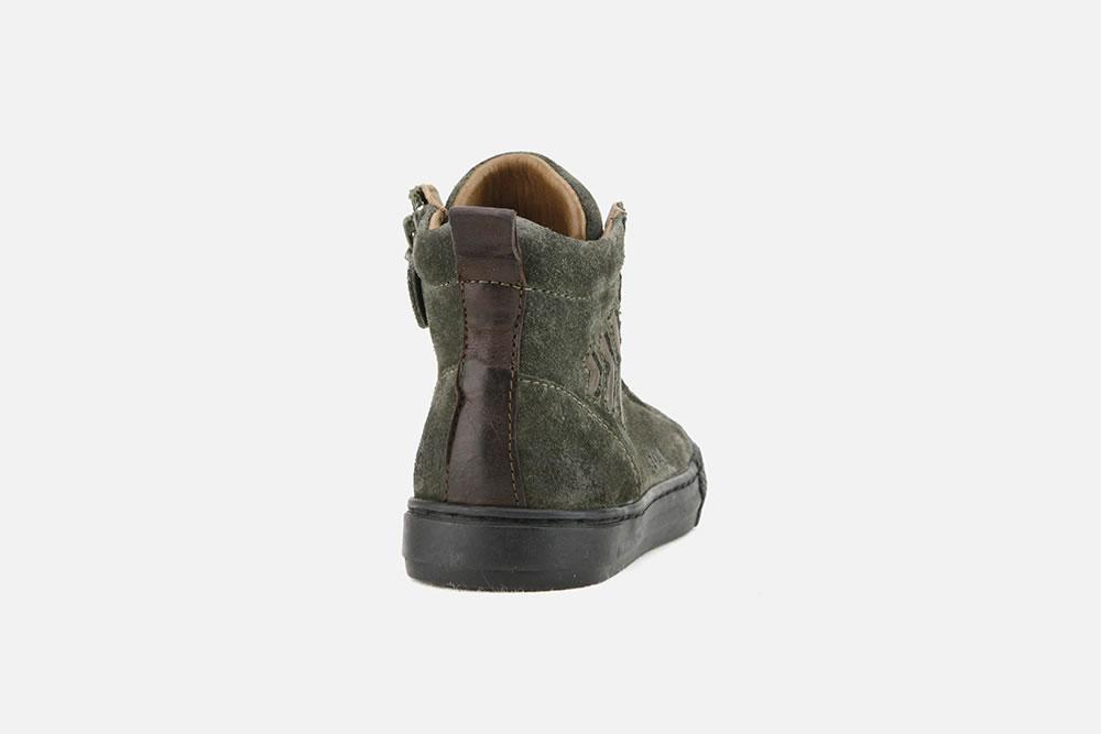 8f8defde7ebb Bisgaard - JULES KAKI Lace-up boots on La Botte Chantilly