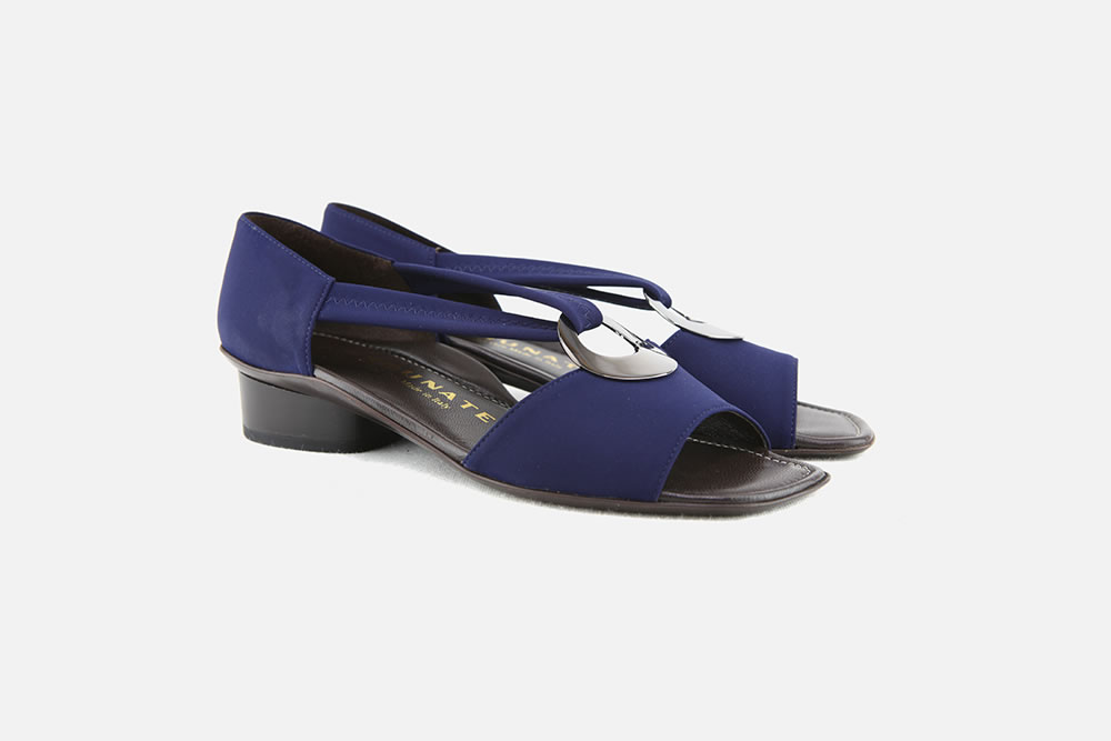 esterno Pedaggio Nationwide  Brunate - BRINDISI T BLEU Sandals on La Botte Chantilly