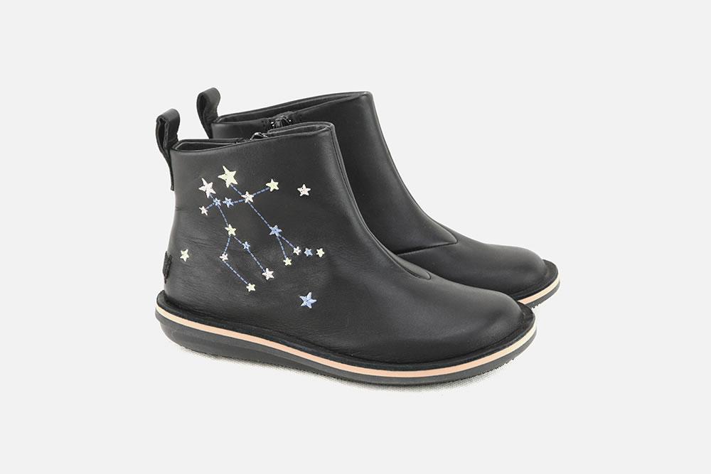 05cd988fb99 Camper - BEETLE FAIRY NOIR Ankle boots on La Botte Chantilly