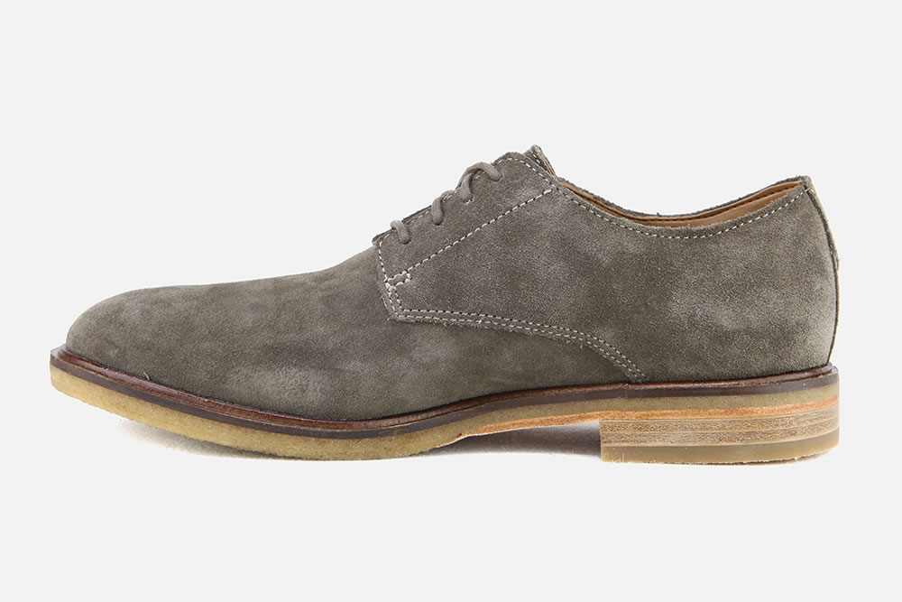 4fce2e4f436b6 Clarks - CLARKDALE MOON OLIVE Derbies on La Botte Chantilly