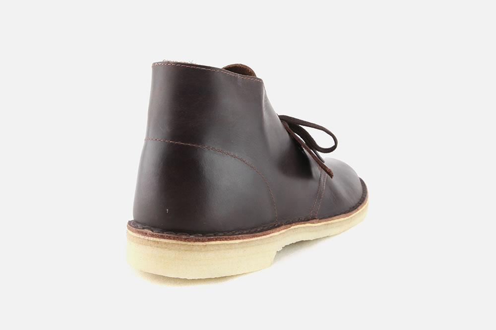 Clarks desert boot chestnut Bottines à La Botte Chantilly