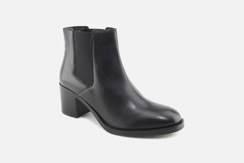 Clarks mascarpone bay black Boots à La Botte Chantilly