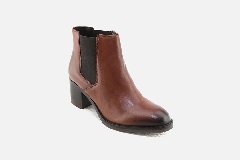 Clarks - MASCARPONE BAY TAN Ankle boots