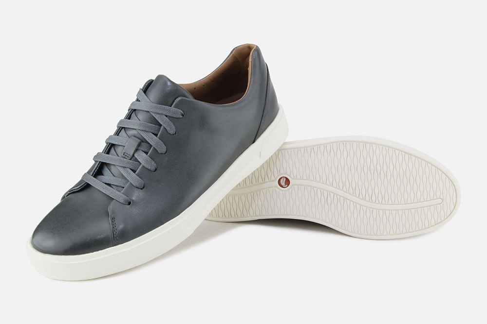 eso es todo Posesión Mercado  Clarks - UN COSTA LACE BLUE Sneakers on La Botte Chantilly