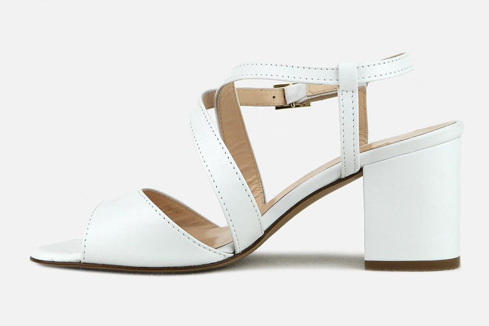 Croisette La Blanc Sandals Chantilly On Casanova Botte 53L4AjqR