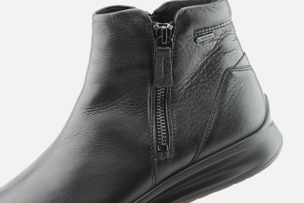 Ecco - AQUET BOOTS NOIR Ankle boots on