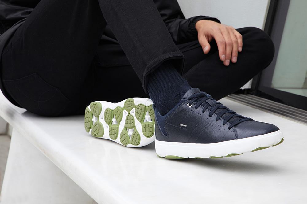 Geox - NEBULA Y NAVY Sneakers on La