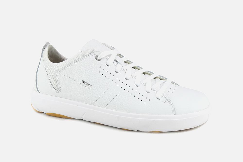 Geox - NEBULA Y WHITE Sneakers on La