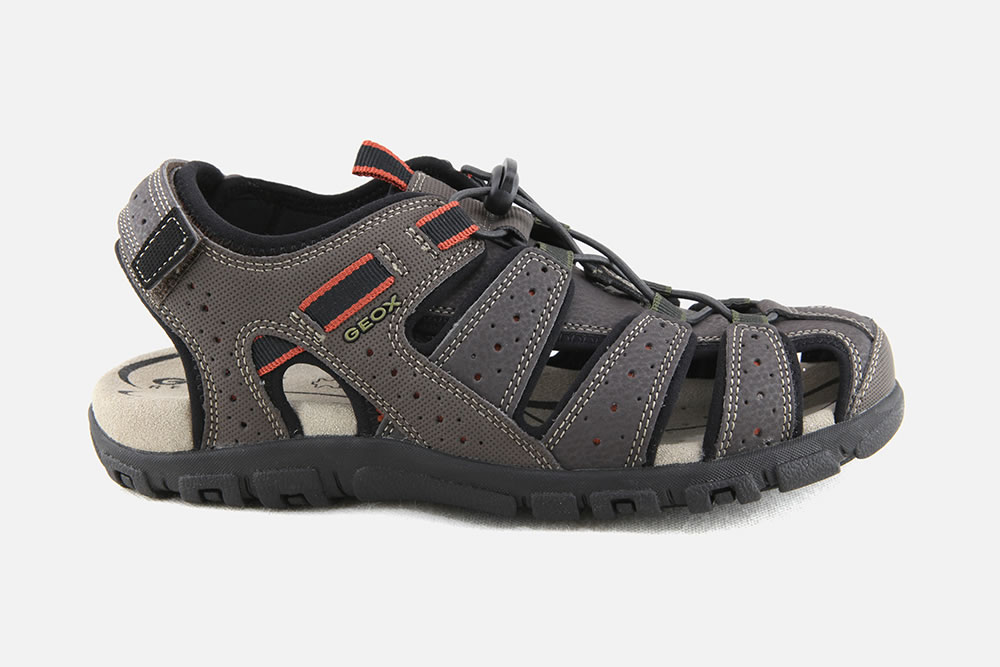 a1452fc9e0af Geox - STRADA QUICK COFFEE Sandals on La Botte Chantilly