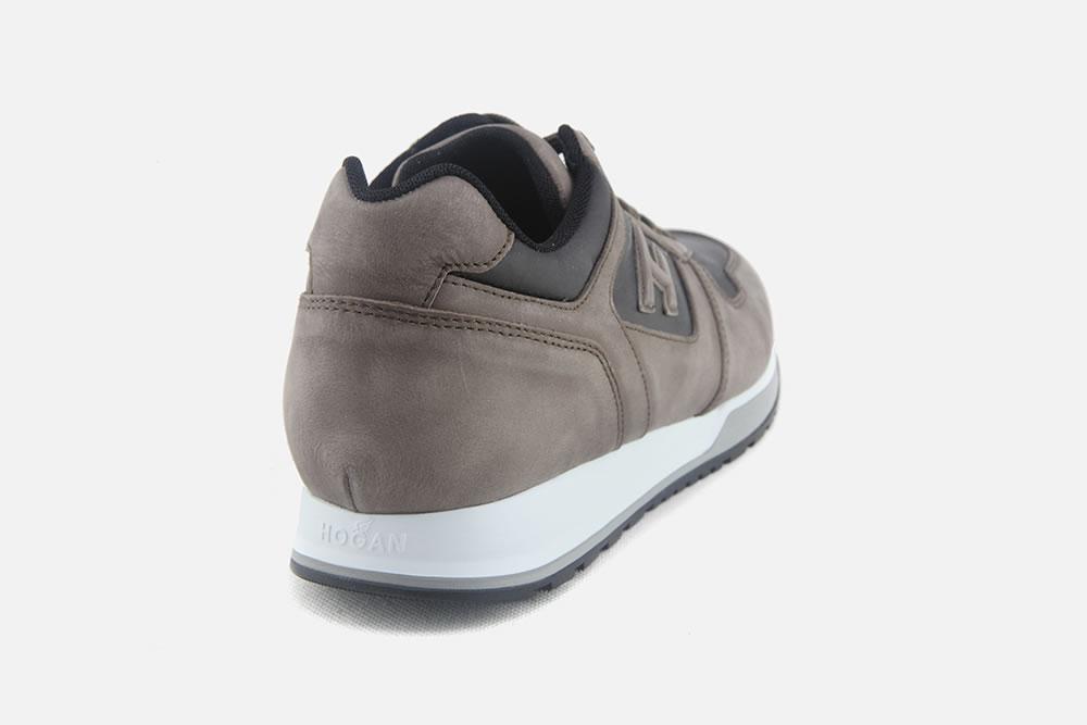 Hogan - HOGAN 321 MUD GREY Sneakers on La Botte Chantilly
