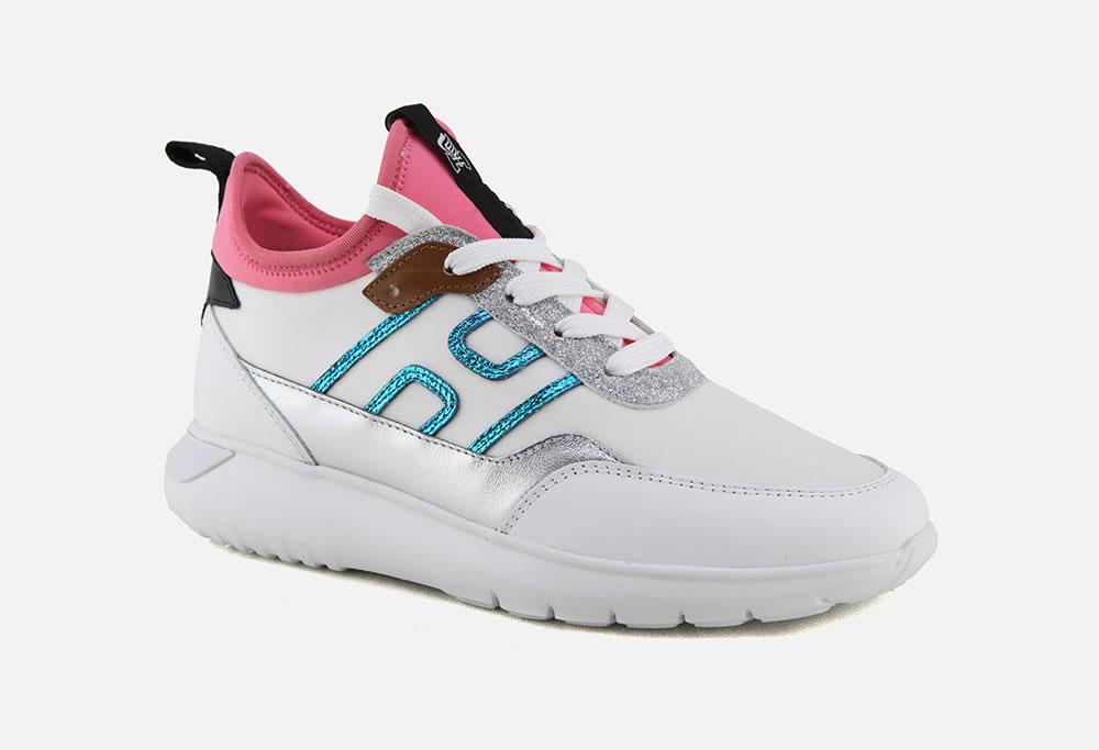 HOGAN INTERACTIVE 3 BLC MULTI Sneakers on La Botte Chantilly