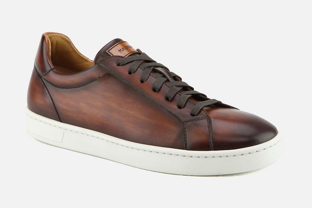 RIVERVIEW COGNAC Sneakers on La Botte
