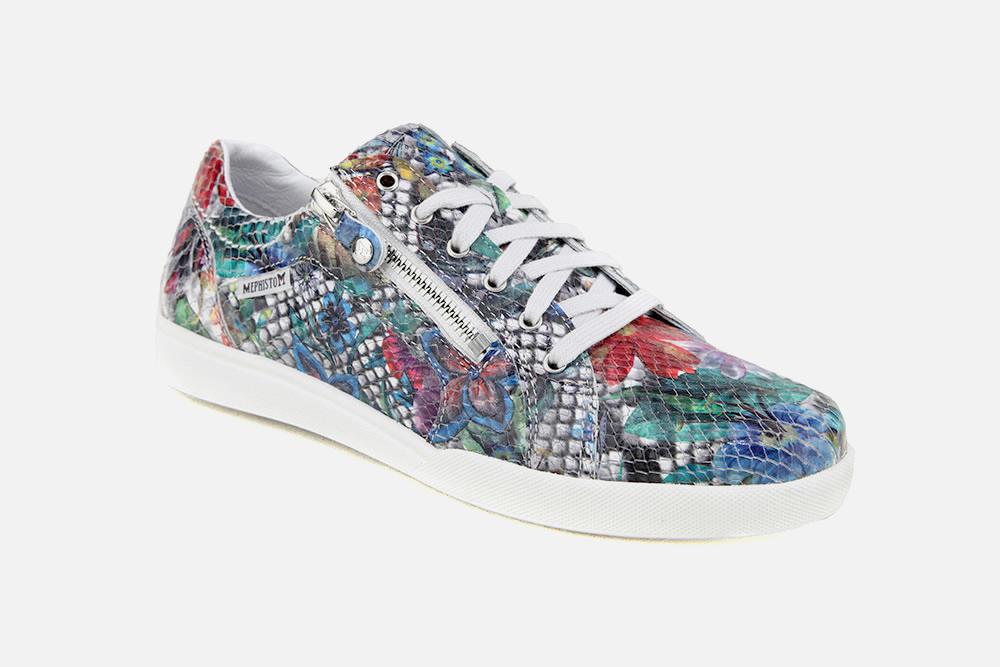 95d5c08d73d8 Mephisto - DIAMANTA MULTI Sneakers on La Botte Chantilly