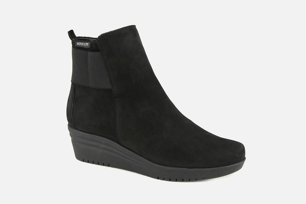 Mephisto gabriella d noir - Boots à La Botte Chantilly 86e8313eacf9