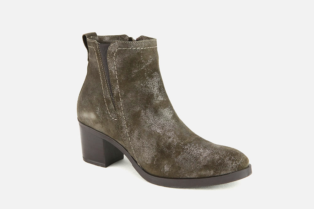 dd5fb982fed02 Paula Urban - MISTRAL TAUPE Ankle boots on La Botte Chantilly