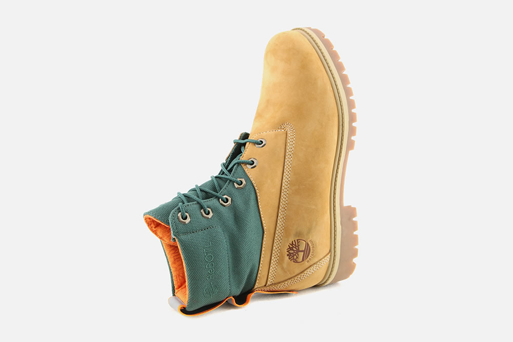 timberland gomme