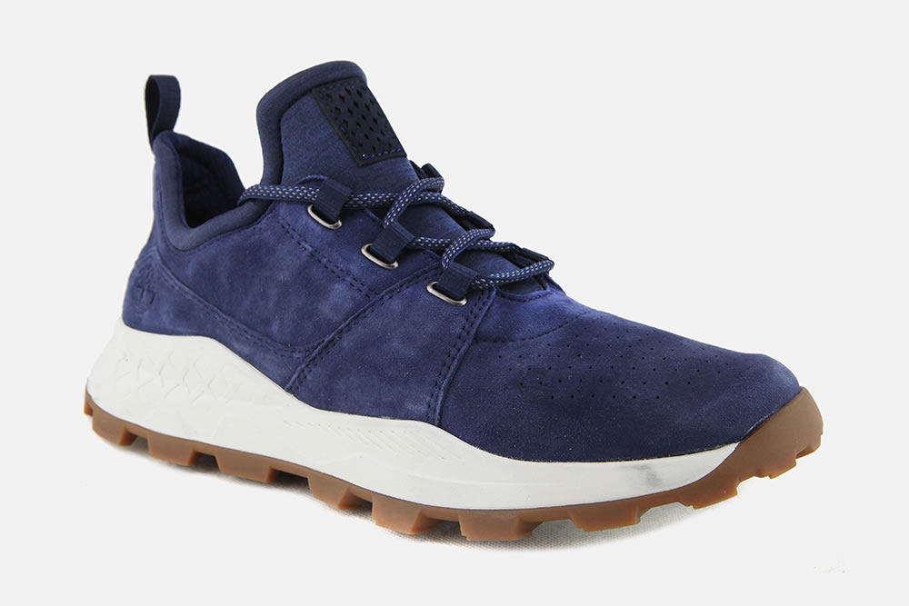 Timberland BROOKLYN NAVY Sneakers on La Botte Chantilly
