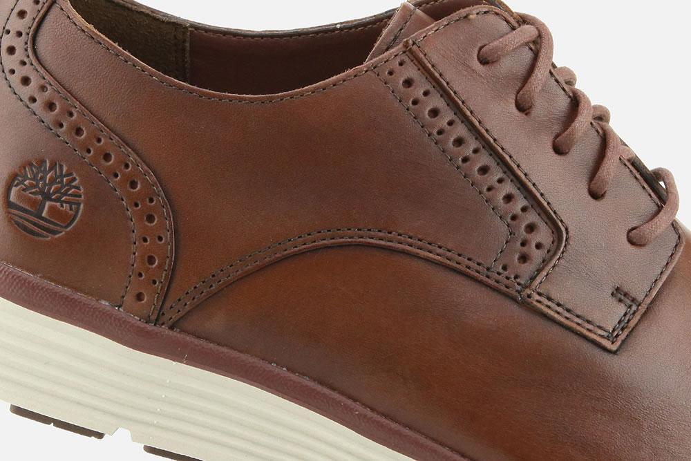 chaussure derby timberland