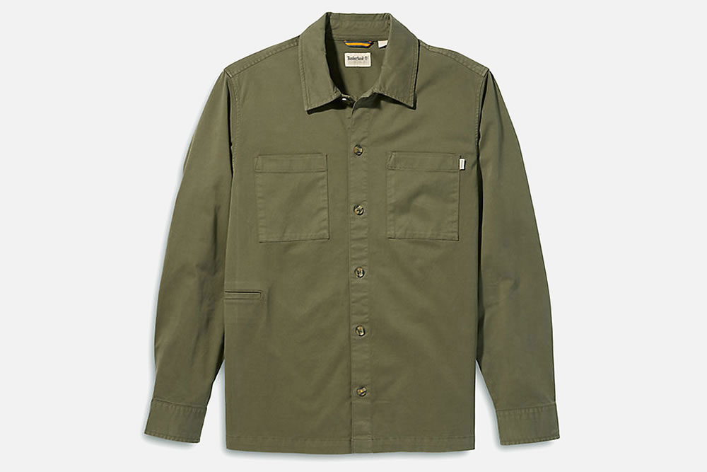 chemise timberland 3 ans