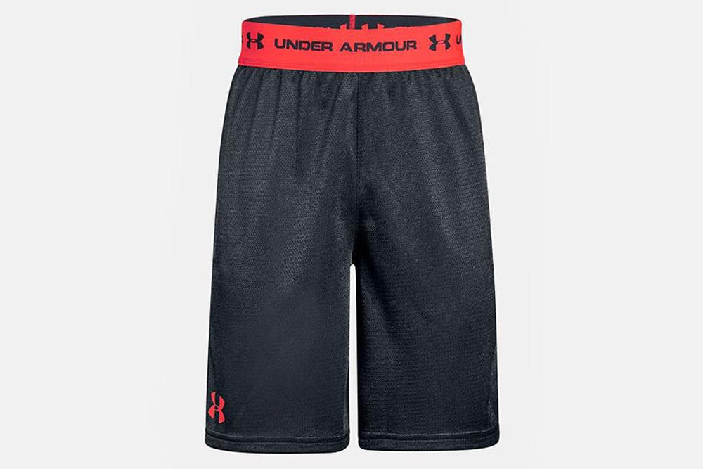 vaste sélection vente usa en ligne Baskets 2018 Under Armour - KID PROTOTYPE SHORT GRIS Shorts on La ...