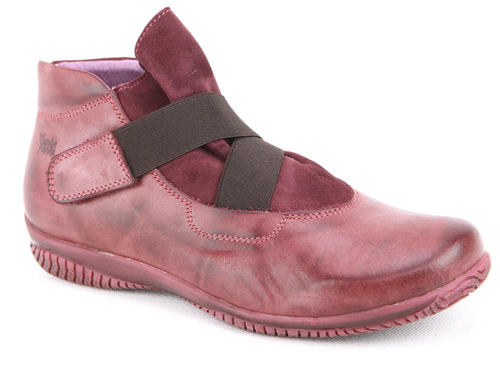 Boots Bordeaux On La Botte Ankle Panda Wanda PknOw0