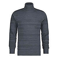 AFNF NAVY TURTLE NECK - A Fish Named Fred