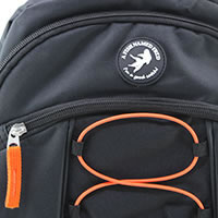 AFNF SPORT BAG BLACK - A Fish Named Fred