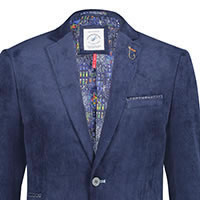 BLAZER BB COBALT BLUE - A Fish Named Fred