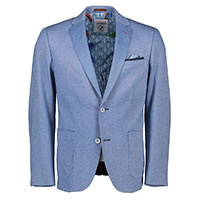 BLAZER LIGHT BLUE JERSEY - A Fish Named Fred