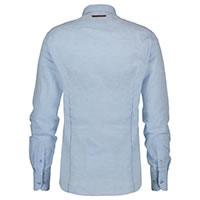 SHIRT LINEN CLASSIC BLUE - A Fish Named Fred