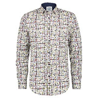 SHIRT MONDRIAAN - A Fish Named Fred