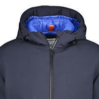 SOFTSHELL JACKET BLUE - A Fish Named Fred