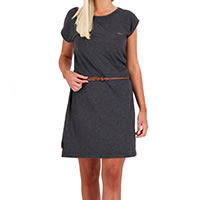 ELLI DARK GREY DRESS - Alife and Kickin