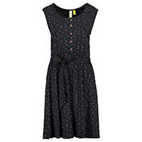 SCARLETT DARK GREY DRESS - Alife and Kickin