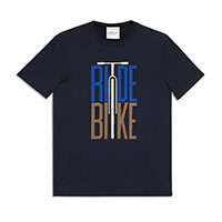 AADO RIDE BIKE NAVY - Armedangels