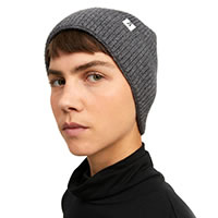 BONNET MAAX LIGHT GREY  - Armedangels