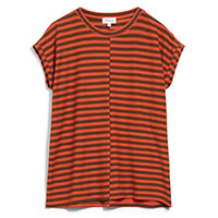 JAARIN STRIPES ORANGE - Armedangels