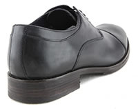 BECKETT BURNISHED BLACK - Base London