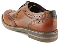 KENT BURNISHED TAN - Base London