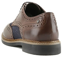 ROTHKY BROWN NAVY - Base London